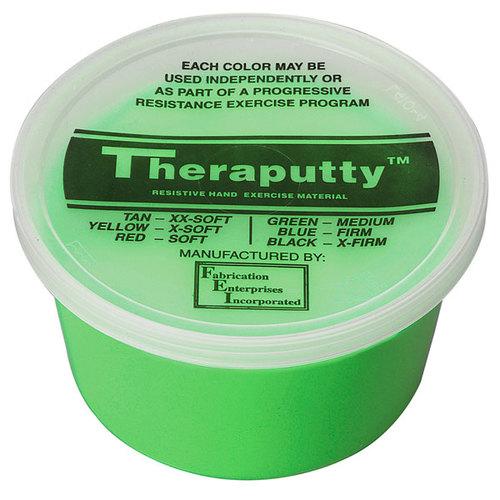Masilla Terapéutica Theraputty Green