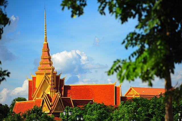 From Phnom Penh To Angkor Wat