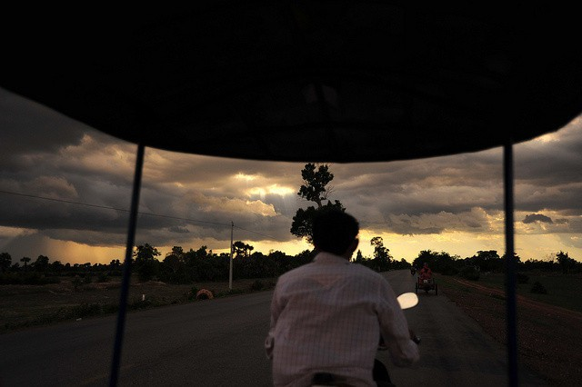 Saying Goodbye To Cambodia…