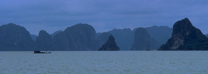 On Our Way To Ha Long Bay!