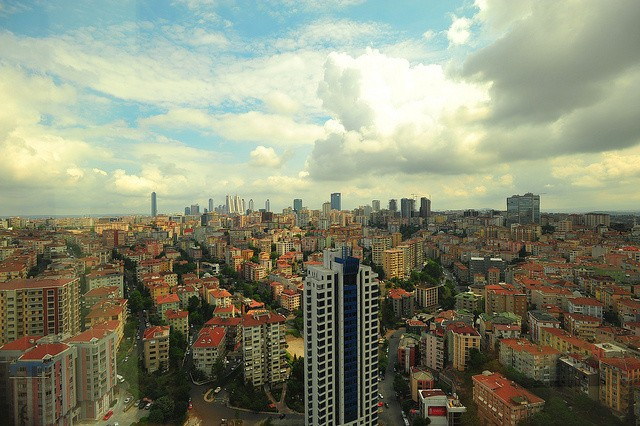 Istanbul: Day 1