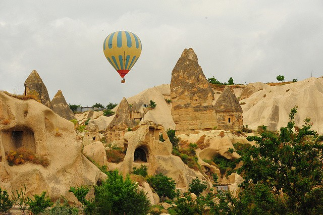 From Holy Crap To Holy Cappadocia