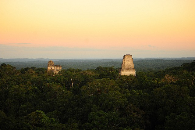 Stars And Sunrises: Tikal