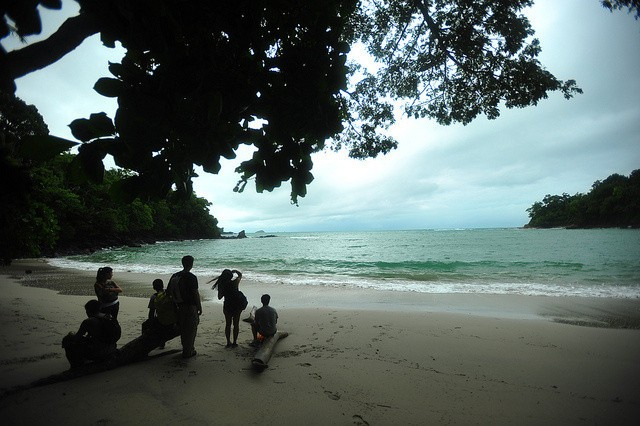 Frickin' NATURE: Manuel Antonio National Park