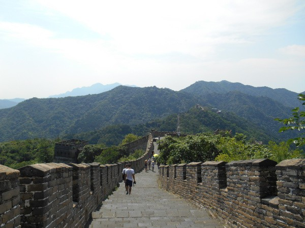Mutianyu – Great Wall By Public Bus