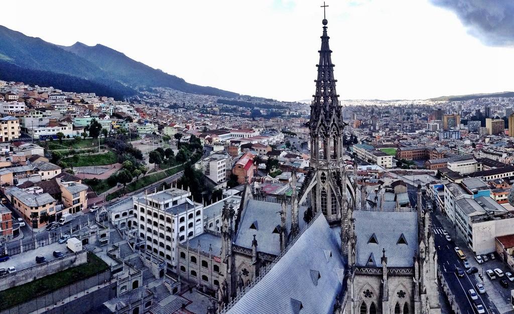 Alone In Quito