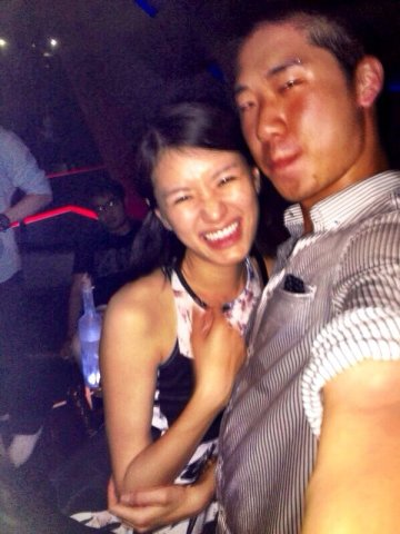 Patricia Tsai…for being a big fan of travel blogs and dancing the night away with me as two silly Americans in Hong Kong! 06/14/14.
