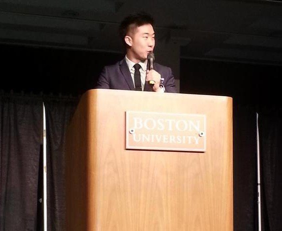 Transcript Of Calvin D. Sun (ECAASU Board Of Directors) ECAASU Goodbye Speech
