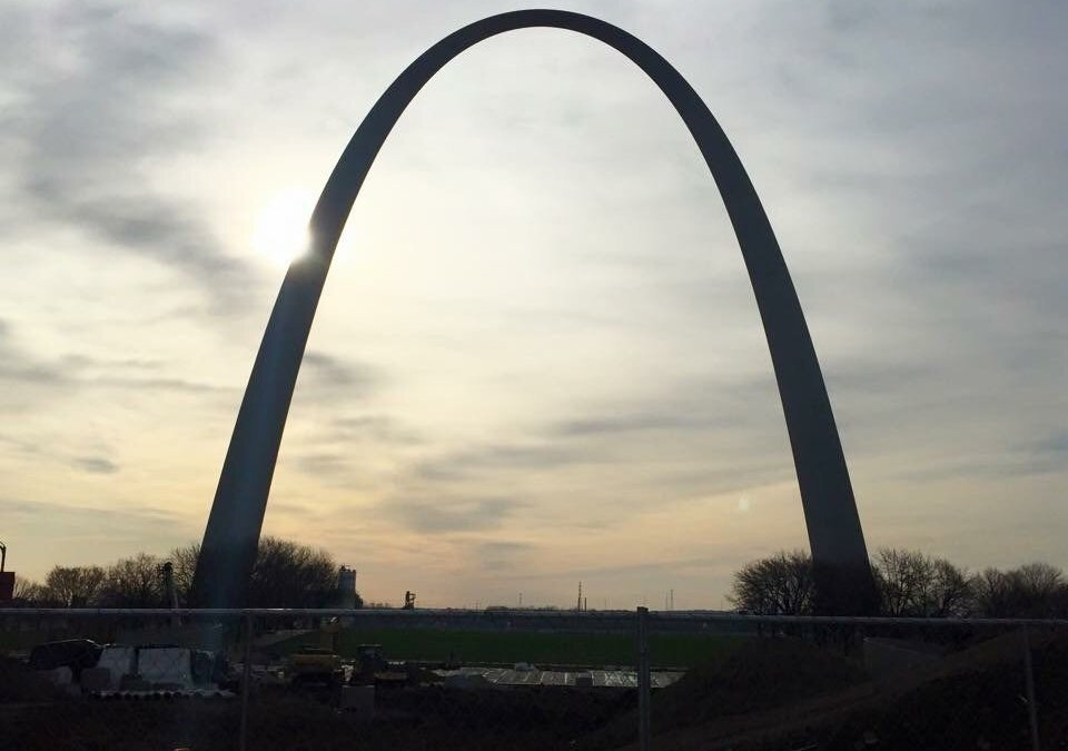 Living Vicarious: Chicago To St. Louis