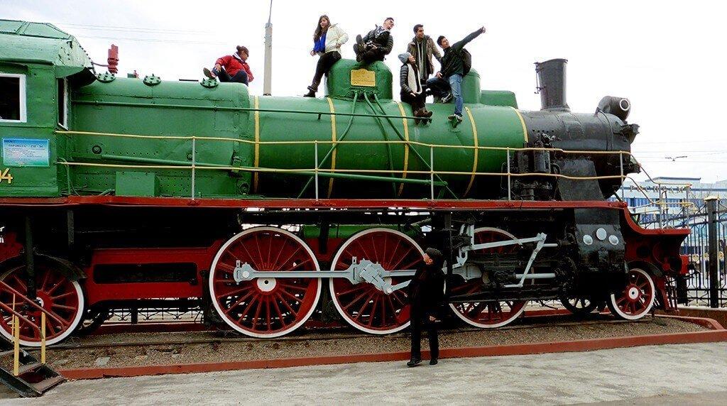 Taking Tashkent To Task