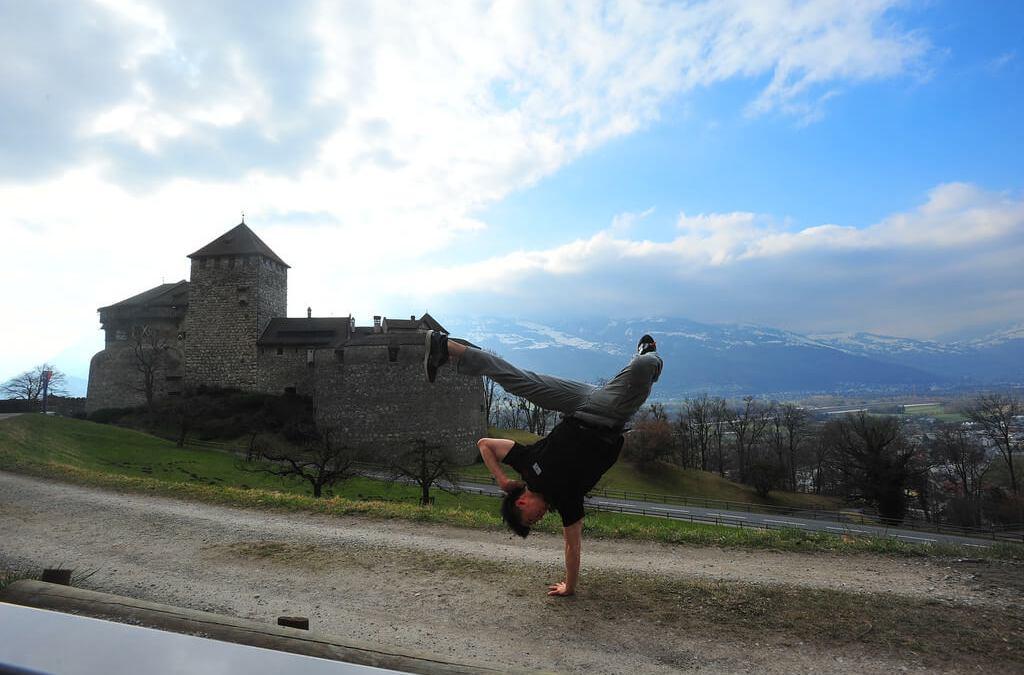 A Day Trip To Liechtenstein