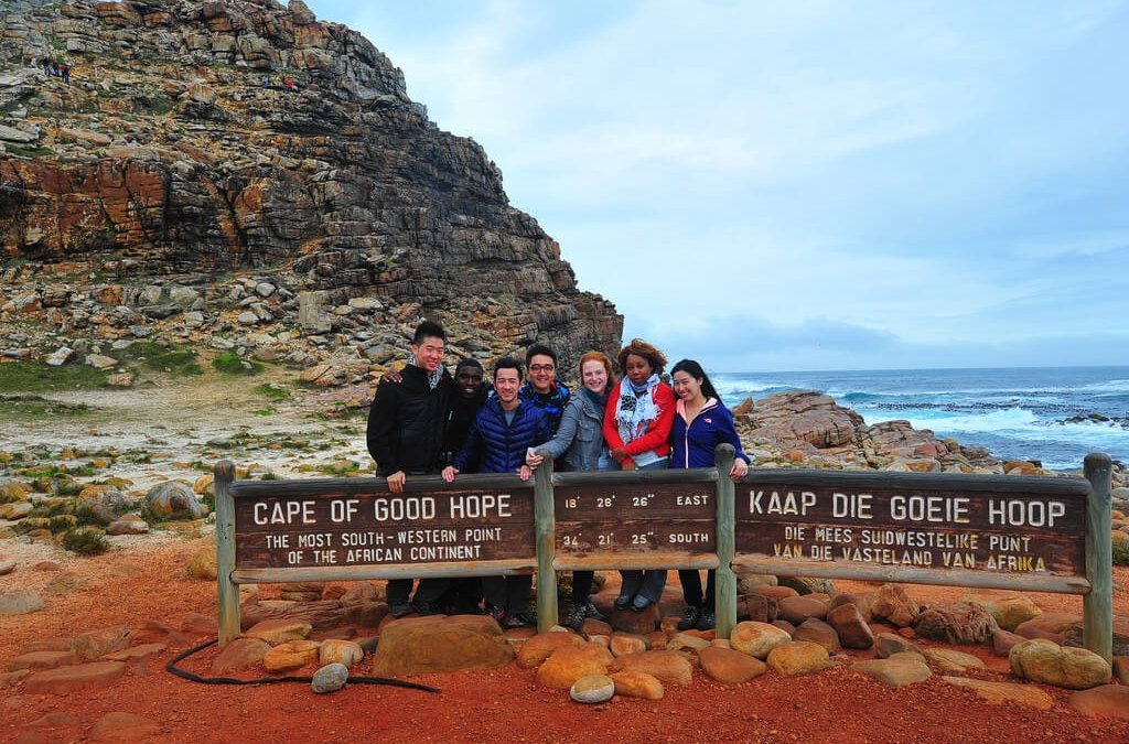 The Cape Of Good Hope, Chance, and Serendipity