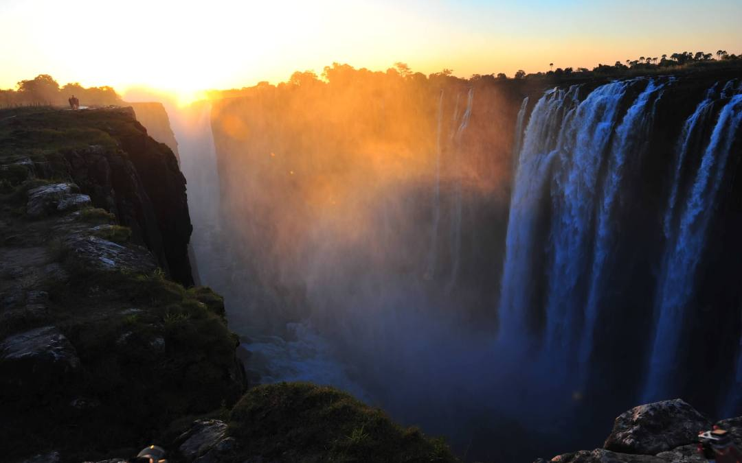 Victoria Falls: 4 Countries In 1 Day