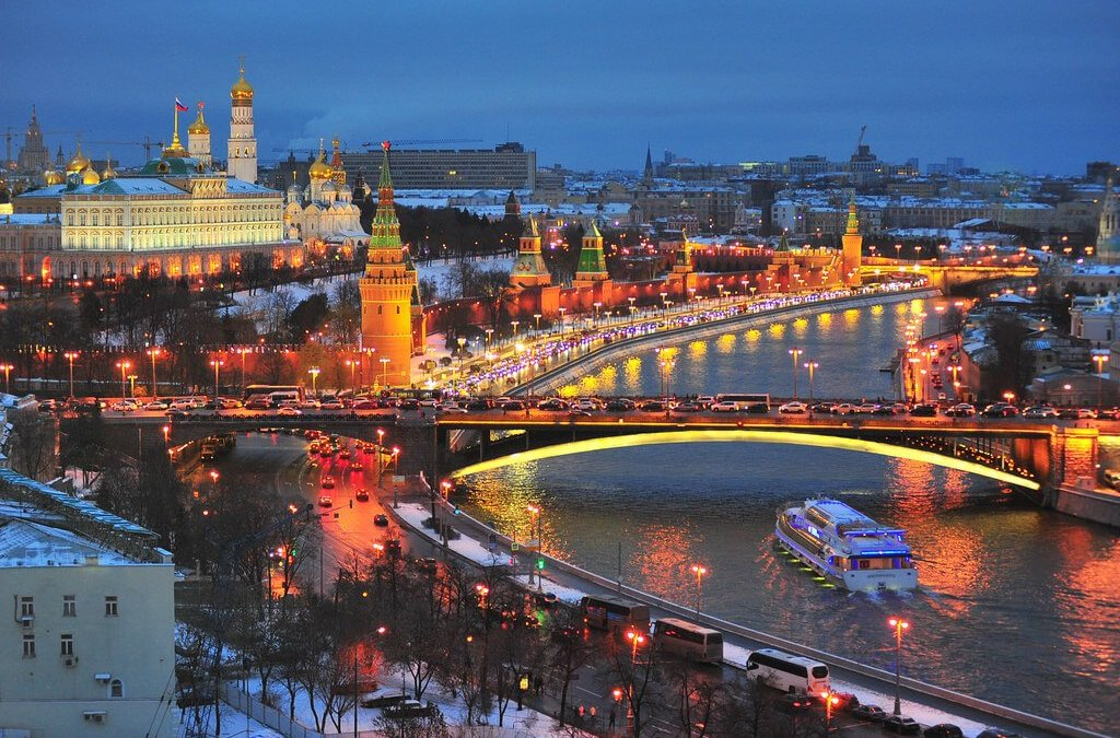 From Saint Petersburg To Moscow