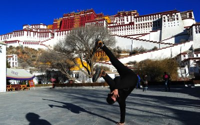 Paradise Lost In Lhasa