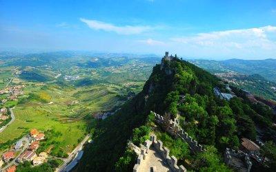 From Vatican City & Rome To San Marino