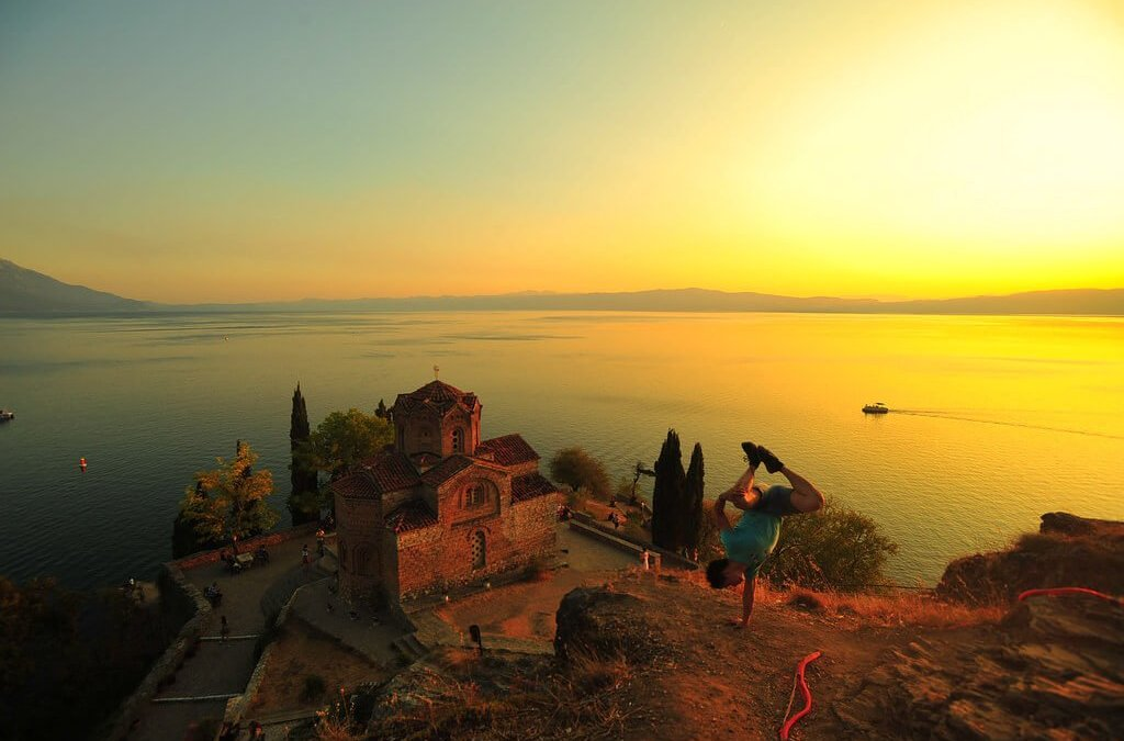 "Ohrid: ""City Of Light"" / The Jewel Of The Balkans"