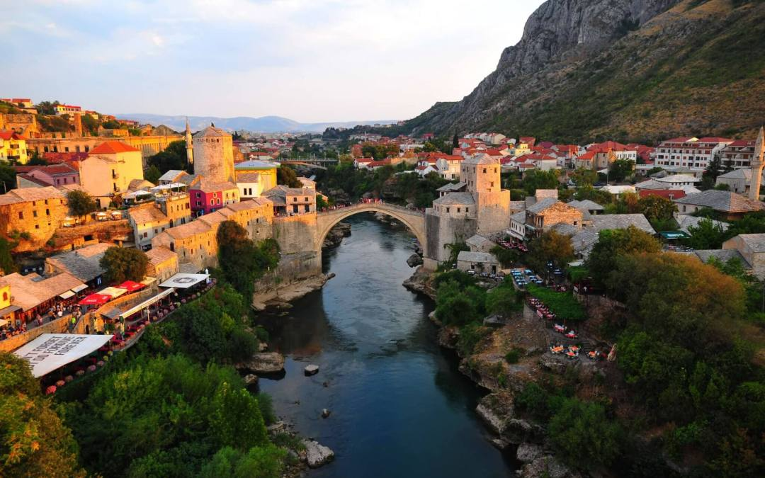Mostar With The Mostest