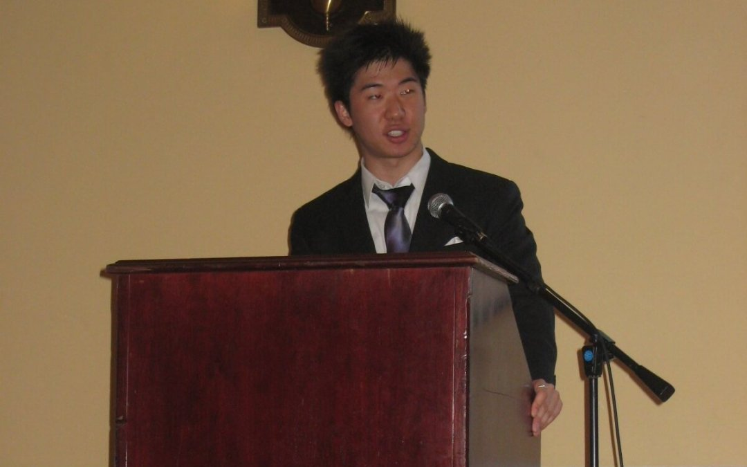 Excerpts from Calvin D. Sun's (ECAASU Board of Directors) Keynote Address at PURSUIT