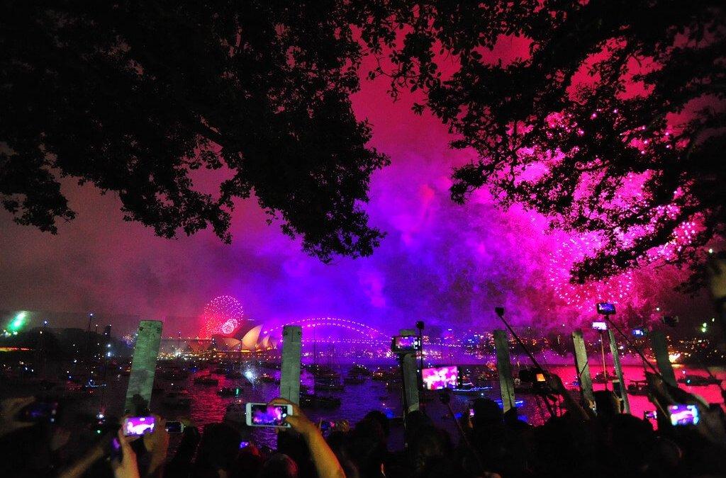 A New Year's Sydney Serendipity