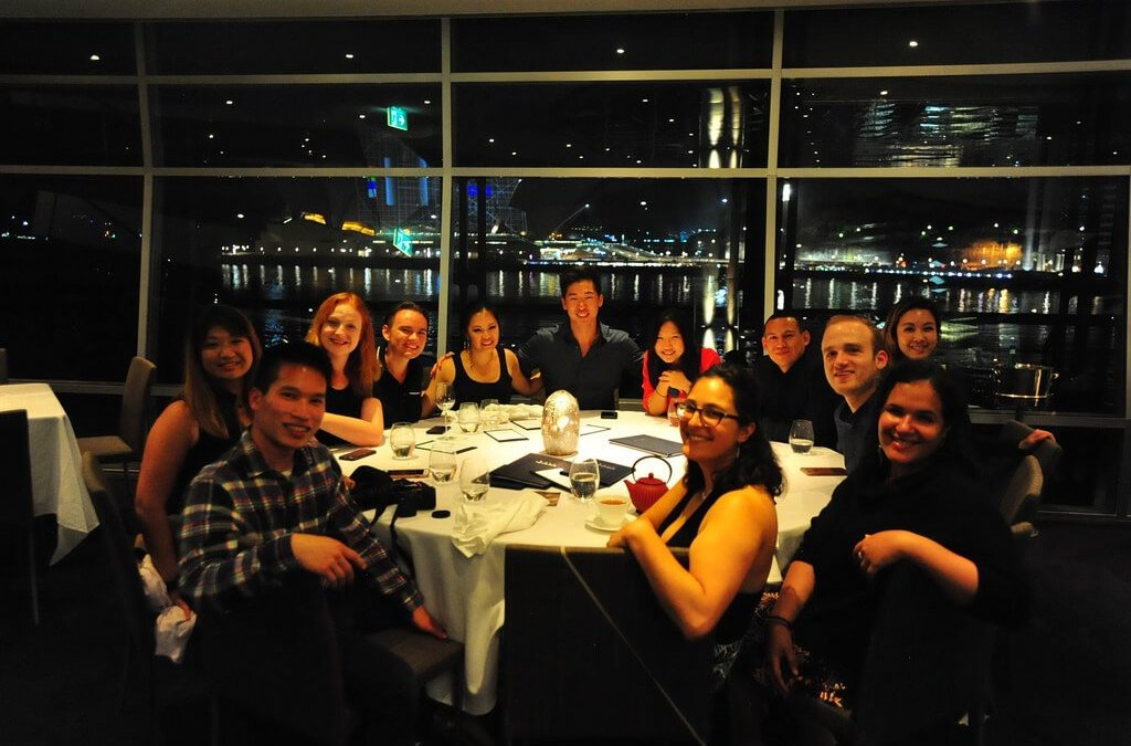 Farewell To Sydney: Dining At Quay Restaurant