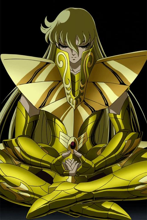 乙女座のシャカ