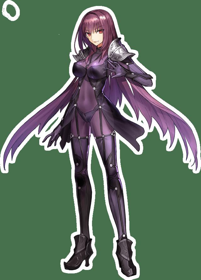 スカサハ(Fate/Grand Order)