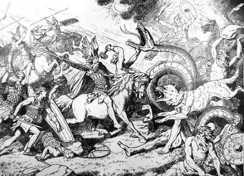 北欧神話とは?~滅びゆく世界に生きる神々の物語~