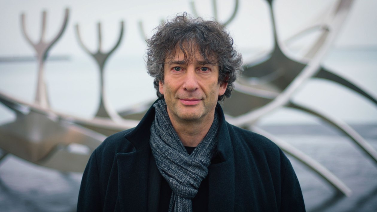 neil gaiman author