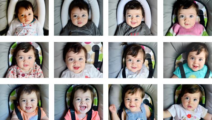 doce meses en fotos lifestyle fotografia