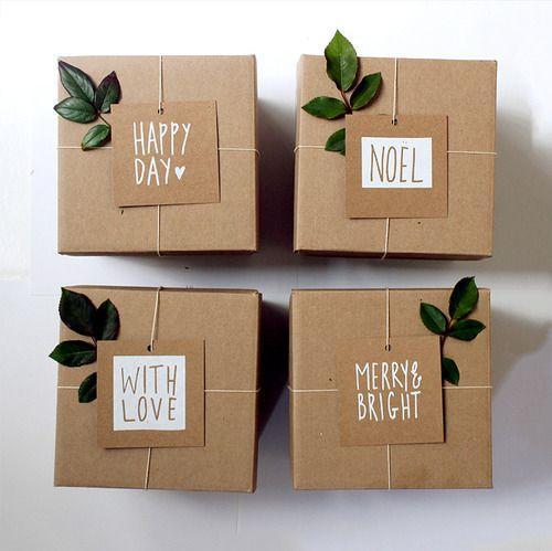 christmas gift wrapping ideas para envolver regalos de navidad 3