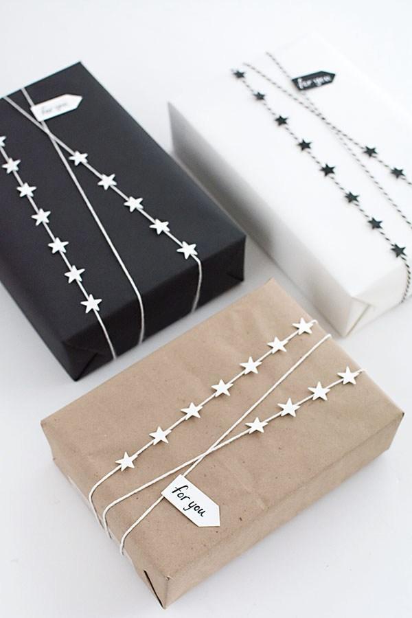 christmas gift wrapping ideas para envolver regalos de navidad 9