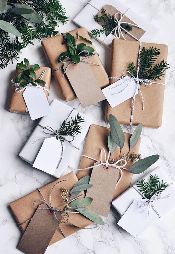 christmas gift wrapping ideas para envolver regalos de navidad