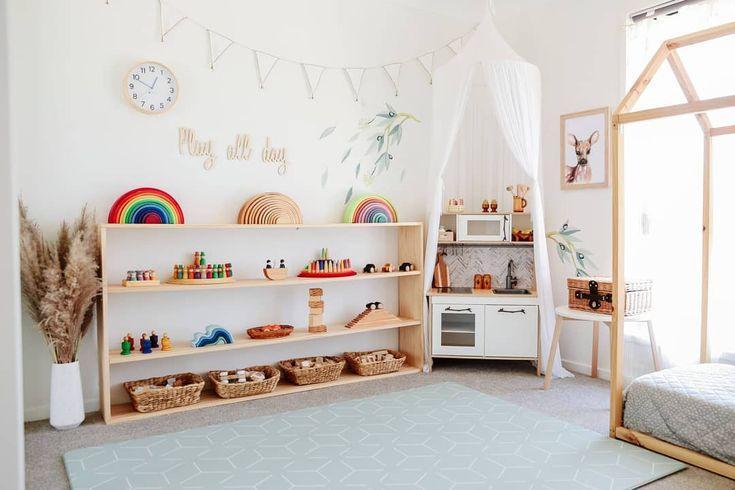 montessori bedroom - habitacion infantil - dormitorio montessori - colores calidos o claros.jpg