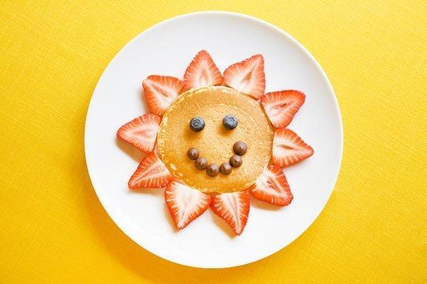 ideas de desayuno saludable para niños 10