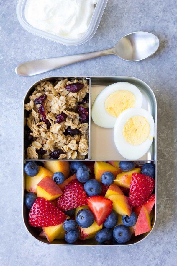 ideas de desayuno saludable para niños 2