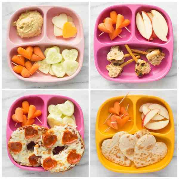 ideas de desayuno saludable para niños 9