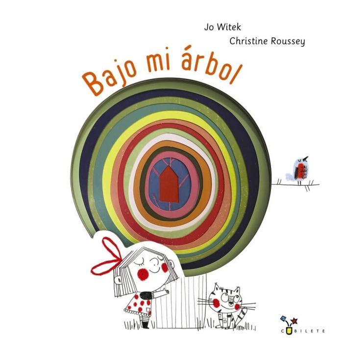 Recomendaciones cuentos infantiles Sant Jordi - Jo Witek - Bajo mi arbol