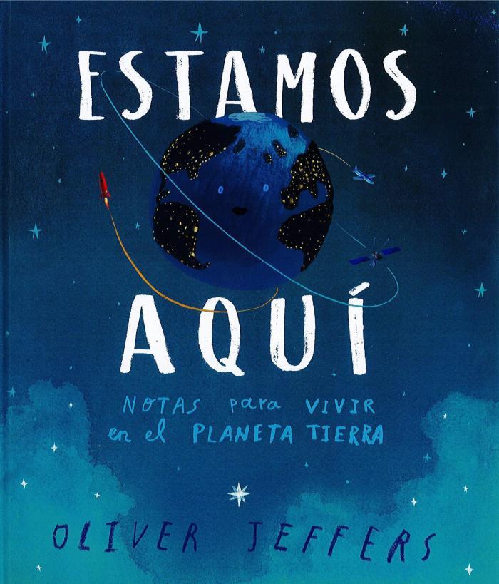 Recomendaciones cuentos infantiles Sant Jordi - Oliver Jeffers - Estamos aquí
