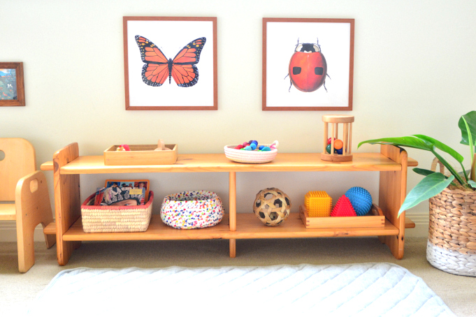 montessori nursery room - habitacion bebe montessori 19