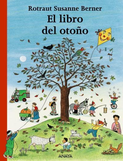el libro del otoño - libros de otoño para niños - autumn children books - contes de tardor