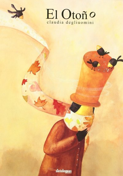 el otoño - libros de otoño para niños - autumn children books - contes de tardor
