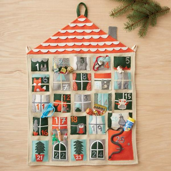 Calendario Adviento Navidad DIY - Christmas Advent Calendar Homemade