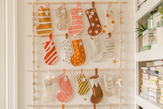 Calendario Adviento Navidad DIY - Christmas Advent Calendar Homemade sm