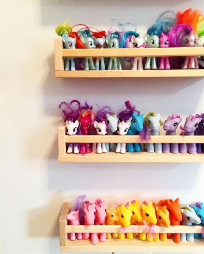 toy organization hacks - ideas de organizacion de juguetes 2