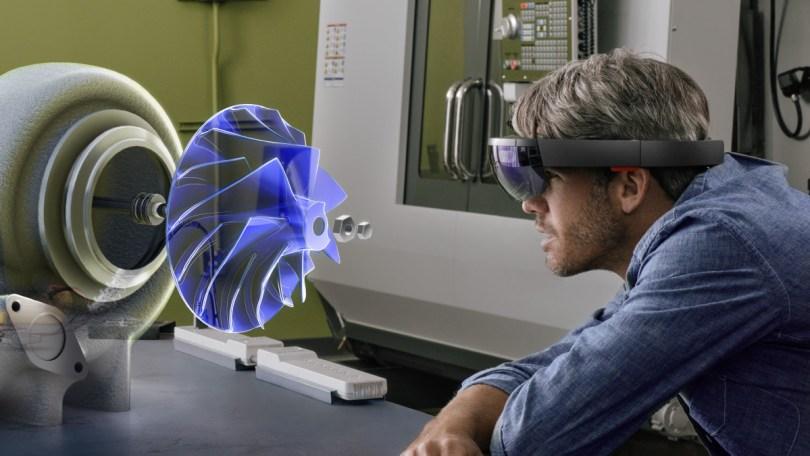 virtual reality 3d modelling