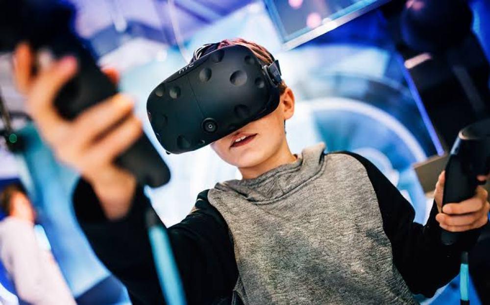 Inovasi Controller VR