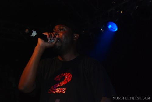 It ... & GZA in Seattle Pro-Tools/Liquid Swords | Monster Fresh