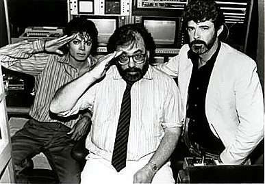 MJ & Francis Ford Coppola and George Lucas_jpg