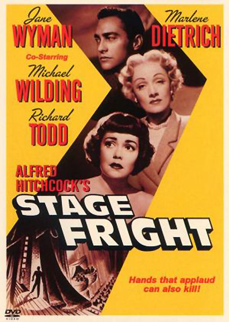Quote Of The Day Alfred Hitchcocks Stage Fright 1950